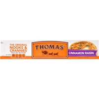 Thomas' Cinnamon Raisin English Muffins - 6 Ct Food Product Image