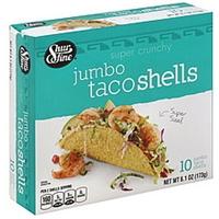 Shur Fine Taco Shells Jumbo, Super Crunchy Food Product Image