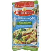 Bertolli Mediterranean Style Chicken, Rigatoni & Broccoli Food Product Image
