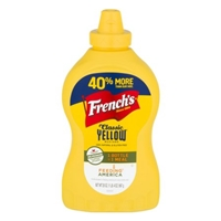 French's Classic Yellow Mustard Food Product Image