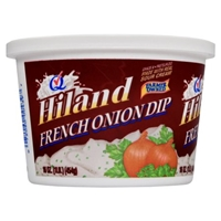 Hiland French Onion Dip Food Product Image
