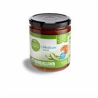 Simple Truth Organic Medium Salsa Food Product Image