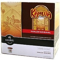 Kahlua Coffee Original Keurig K-Cup pods 18ct Food Product Image