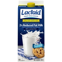 Lactaid 2% Reduced Fat Milk 100% Lactose Free Food Product Image