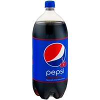 Pepsi Wild Cherry - 2 Liter Food Product Image