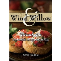 Wind & Willow Wind & Willow, Bruschetta, Cheeseball & Appetizer Mix Food Product Image