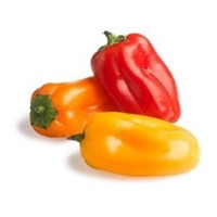 Sweet Peppers - Mini Food Product Image