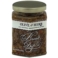 The Bread Dip Company Bread Spread & Dip Olive & Herb Food Product Image
