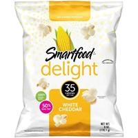 Smartfood Delights White Cheddar Popcorn Food Product Image