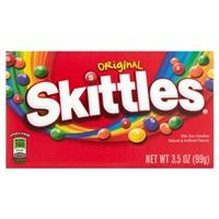 Skittles Original Allergy and Ingredient Information