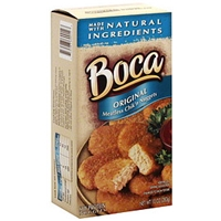 Boca Chicken Nuggets Meatless, Original Food Product Image