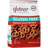 Glutino Buffalo Style Pretzels Food Product Image