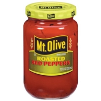 Mt. Olive Roasted Red Peppers Food Product Image