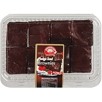 Shurfresh Brownies Fudge Iced Food Product Image