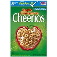 General Mills Apple Cinnamon Cheerios Cereal