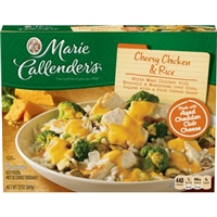 Marie Callender's Cheesy Chicken & Rice Food Product Image