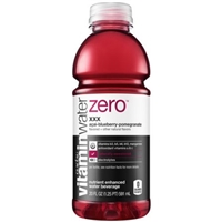 vitaminwater Zero XXX Acai-Blueberry-Pomegranate Food Product Image
