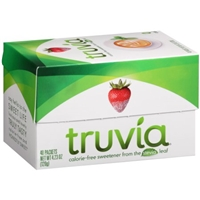 Truvia Calorie-Free Sweetener - 40 Ct Food Product Image