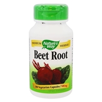 Nature's Way Beet Root Pwdr 500 Mg Food Product Image