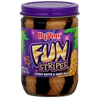 Hy-Vee Peanut Butter & Grape Jelly Food Product Image