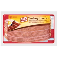 Oscar Mayer Gluten Free Turkey Bacon Food Product Image