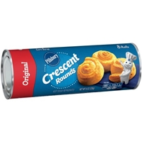 Pillsbury Place 'N Bake Original Crescent Rounds - 8 CT Food Product Image
