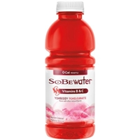 Lifewater Yumberry Pomegranate Beverage With Vitamins Food Product Image