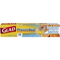 Glad Multipurpose Sealing Wrap Press'n Seal Food Product Image