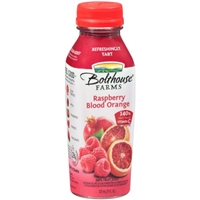 Bolthouse Farms Raspberry Blood Orange 100% Fruit Juice 11 fl. oz. Bottle