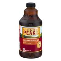 Gold Peak Tea Unsweetened Tea Food Product Image