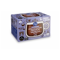 Kroger French Vanilla Coffee K-Cups Food Product Image