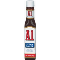 A.1. Steak Sauce Food Product Image