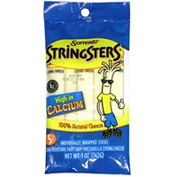 Sorrento String Cheese 100% Natural Mozzarella Food Product Image