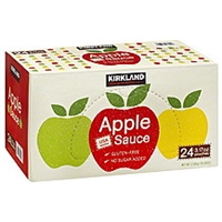 Kirkland Apple Sauce Food Product Image