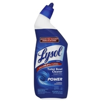 Lysol Power Toilet Bowl Cleaner Food Product Image