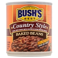 BUSH'S BEST Baked Beans Country Style Food Product Image