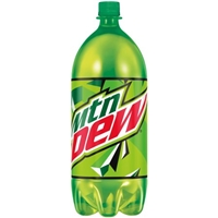 Mountain Dew Food Product Image