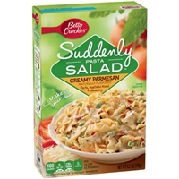Betty Crocker Suddenly Salad Creamy Parmesan Pasta Salad Food Product Image