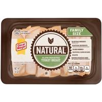 Oscar Mayer Naturals Slow Roasted Turkey  Food Product Image