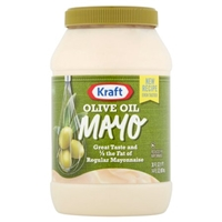 Kraft Mayo Olive Oil Food Product Image