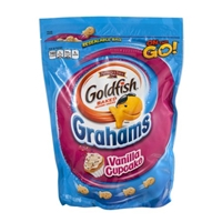 Goldfish Grahams On the Go! Vanilla Cupcake Food Product Image