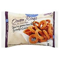 Kineret Onion Rings Food Product Image