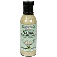 Glutino Salad Dressing & 10 Minutes Marinade Pepperoni N' Garlic Food Product Image