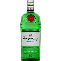 Tanqueray Imported London Dry Gin Food Product Image