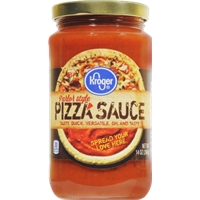 Kroger Parlor Style Pizza Sauce Food Product Image