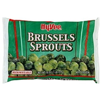 Hy-Vee Brussels Sprouts Food Product Image