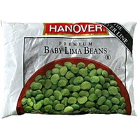 Hanover The Silver Line Baby Lima Beans Food Product Image
