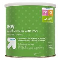 Infant Formula Soy - 22oz - up & up Food Product Image