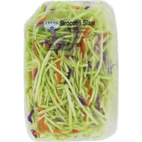 Fresh Selections Broccoli Slaw Food Product Image