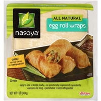 Nasoya All Natural Egg Roll Wraps Food Product Image